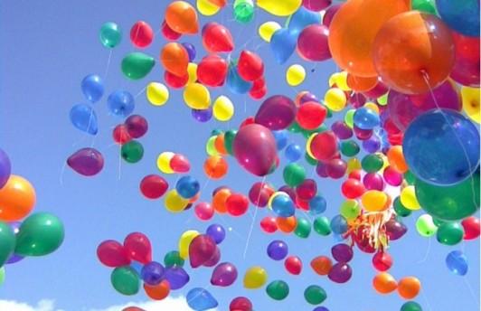 Тюменцы отпустят свои желания в небо на воздушных шарах