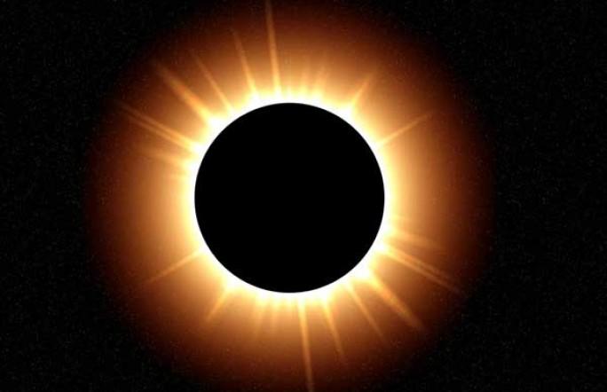 Петербуржцы смогут полюбоваться солнечным затмением