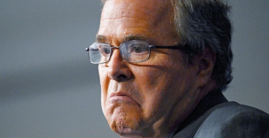 Джеб Буш случайно выложил в Интернет данные 12 тыс. американцев