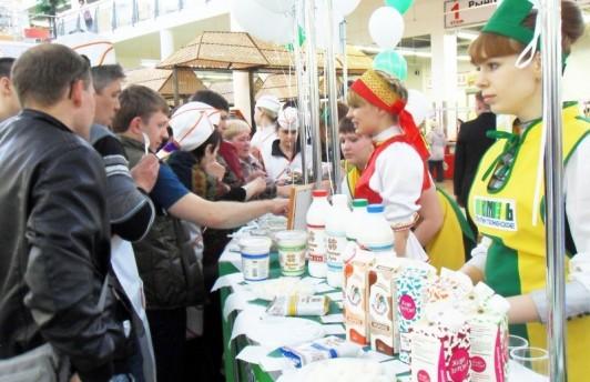 В Тюмени пройдёт фестиваль «Покупаем тюменское!».