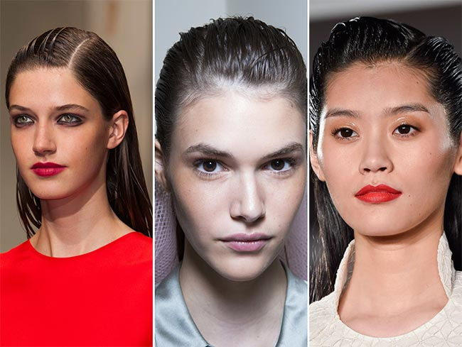 spring_summer_2015_hairstyle_trends_wet_look_hairstyles