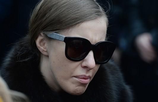 Ксении Собчак угрожали. Проводится проверка МВД