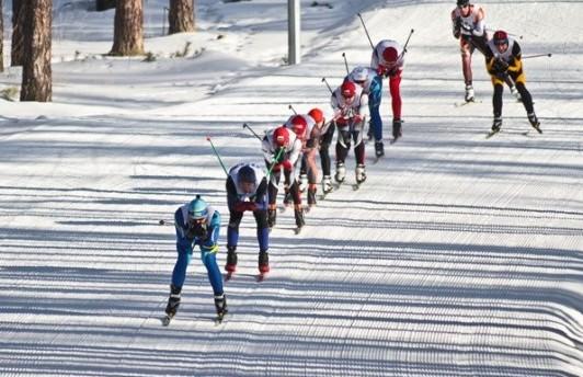 В Тюмени состоится первенство России по лыжным гонкам