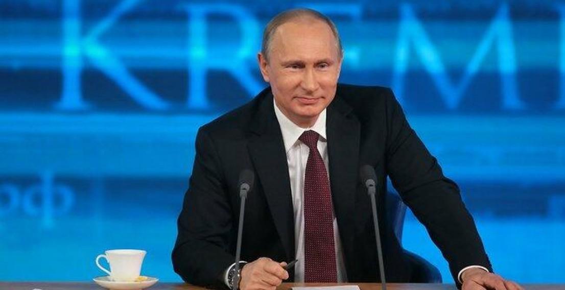Россияне с большим интересом ждут прямой линии с Путиным