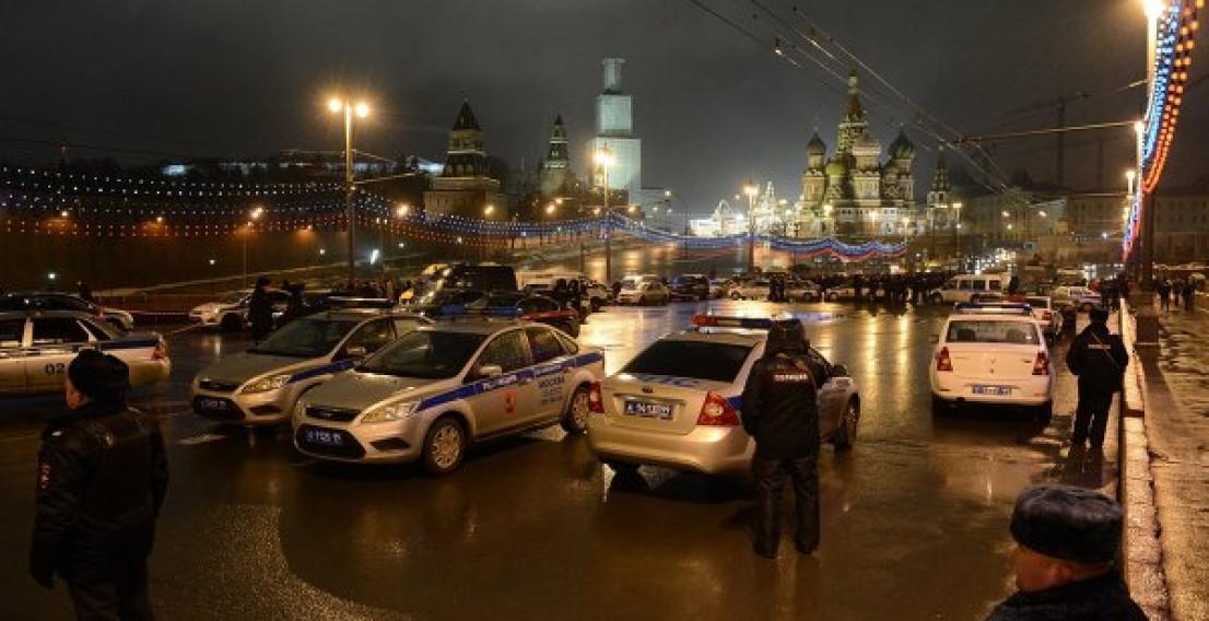 Мэрия Москвы заявила, что камеры в момент убийства Немцова работали исправно