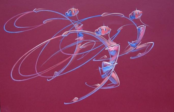 В Тюмени впервые пройдут всероссийские соревнования по художественной гимнастике