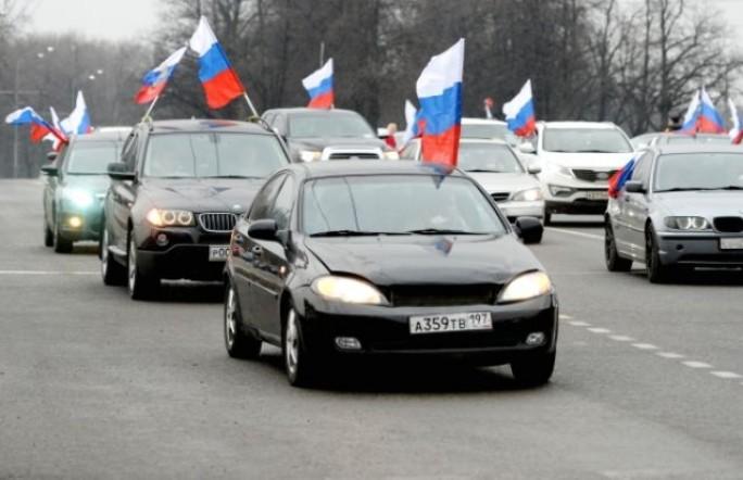 Патриотический автопробег «Победа – одна на всех» стартует в Волгограде