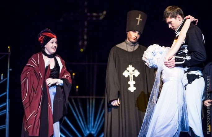Священник оскорбился постановкой спектакля «Метель» по повести Пушкина