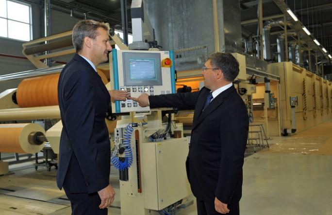 В Тюмени откроется завод «Шаттдекор»