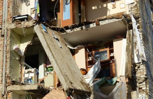В Тюмени завершены аварийно-спасательные работы на месте обрушенной пятиэтажки