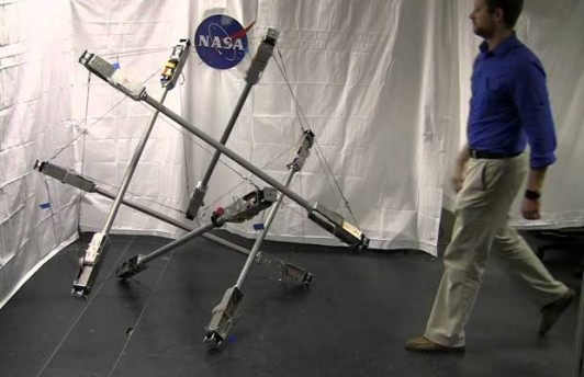 Инженеры из НАSА создали робота, которого отправят на Титан