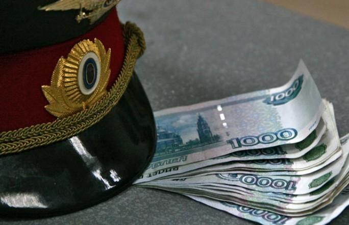 Тюменец задержан за попытку дать взятку сотруднику ДПС