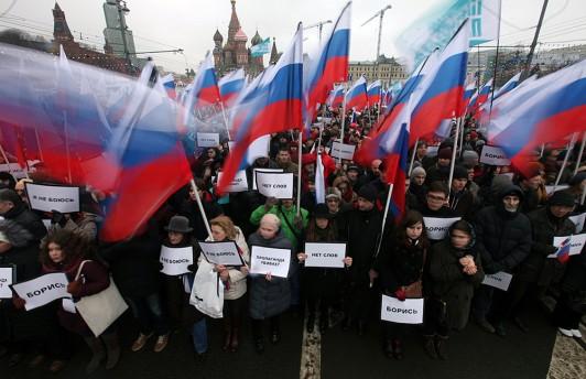 «Марш гнева и достоинства» состоится в Москве 19 апреля