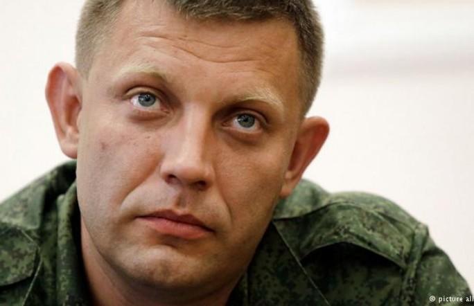 Захарченко: Украина может войти в состав ДНР
