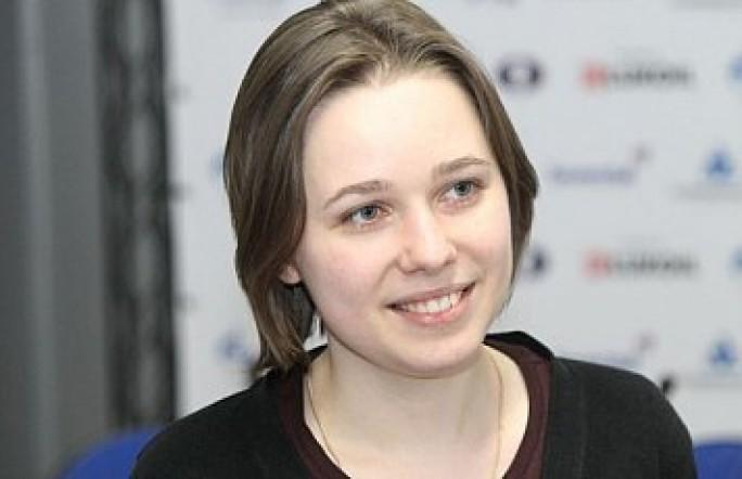 Мария Музычук впервые стала чемпионкой мира по шахматам в Сочи