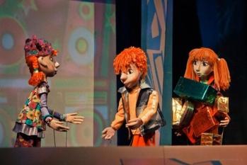 театр кукол цветик-семицветик