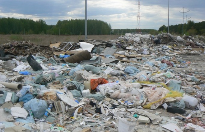 На «Ямальском-2» мусорной свалкой занялась прокуратура Тюмени