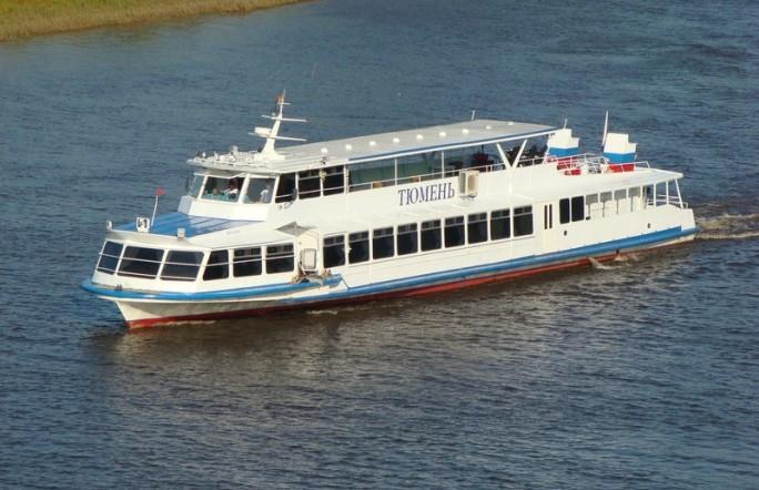 В Тюмени начался сезон речной навигации