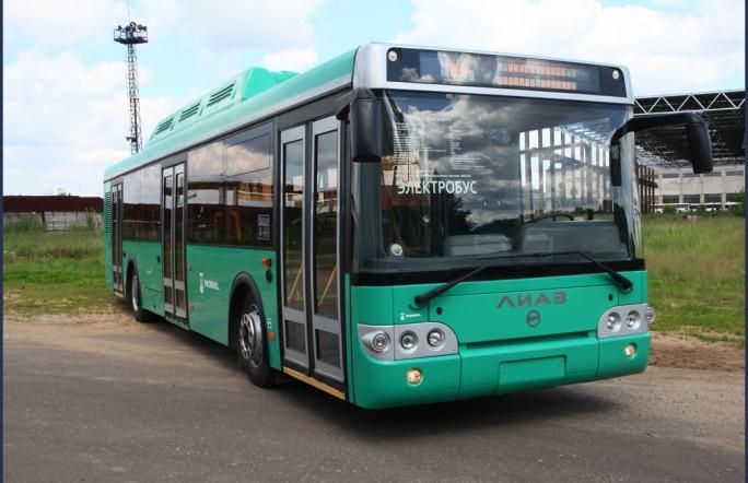 В скором времени электробусы заменят обычные автобусы и троллейбусы