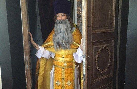 Ксения Собчак оскорбила чувства верующих