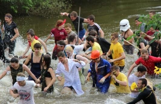В экстремальном забеге «Стальной характер» примут участие более 1 000 человек