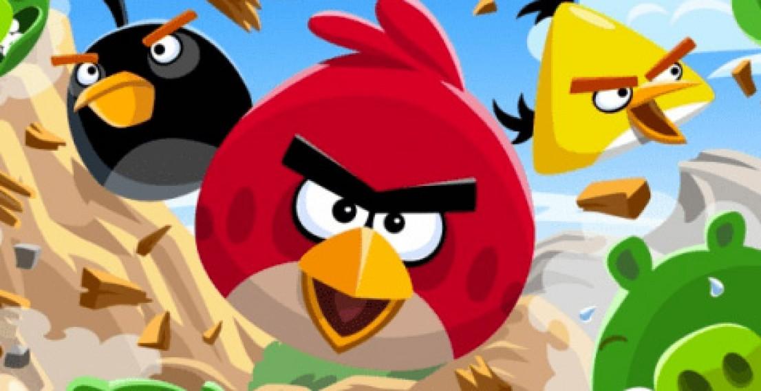 Вышла новая часть игры Angry Birds