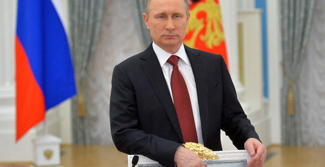 Такой разный Путин