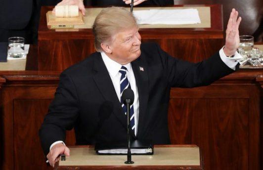 Дональд Трамп объявил о начале новой главы в истории США