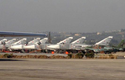США сообщили об авиаударе России по арабской коалиции в Сирии